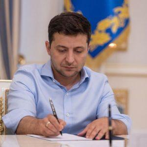 Президент Украины Владимир Зеленский. Фото: president.gov.ua