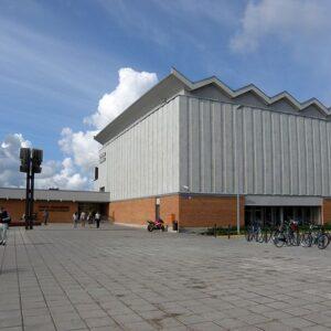 Главное здание TallTech. Фото: commons.wikimedia.org.